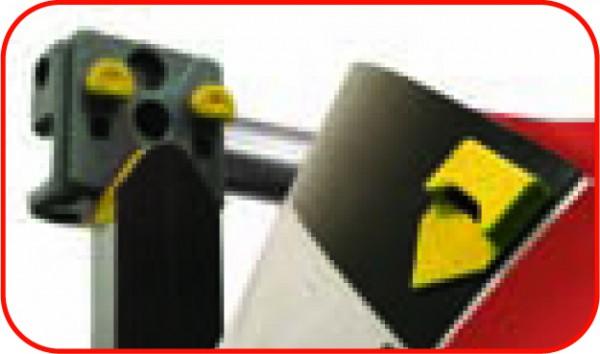 Noris Impact Hänger 3x3 + Magnet und Montage + Tube